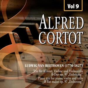 Alfred Cortot, Vol.9