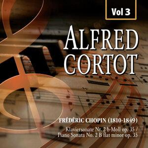 Alfred Cortot, Vol.3