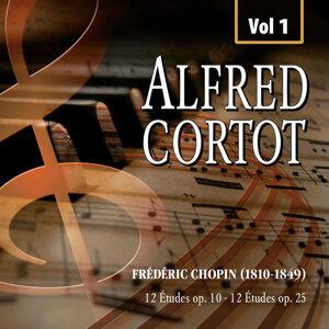 Alfred Cortot, Vol.1