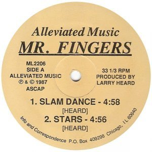 Mr. Fingers EP