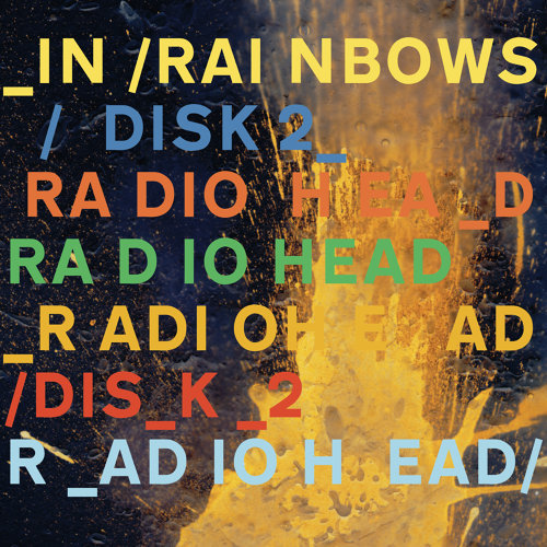 In Rainbows Disk 2