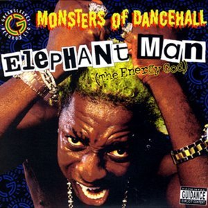 Monsters Of Dancehall - The Energy God