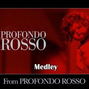 Profondo Rosso Medley 1: Profondo Rosso / Tenebre / X-Files / Twin Peaks Theme / Toccata Domina / I First Approach / Elsewhere / Trappola / The Eve of War / Strange Days / Phenomena / Le Verità Nascoste / Millenium / Phantom of the Opera / Scream