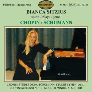 Chopin: Etudes, Op. 10 - Schumann: Symphonic Etudes, Op. 13