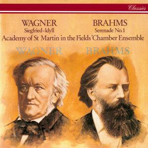 Brahms: Serenade No. 1 / Wagner: Siegfried Idyll