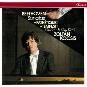 Beethoven: Piano Sonatas Nos. 1, 5, 8 & 17