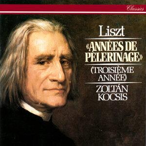 Liszt: Années de pèlerinage: Troisième année