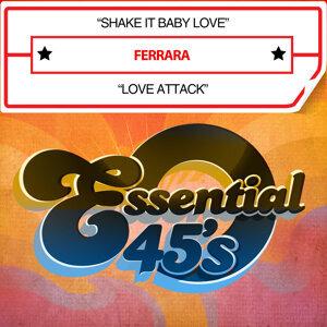 Shake It Baby Love / Love Attack (Digital 45)