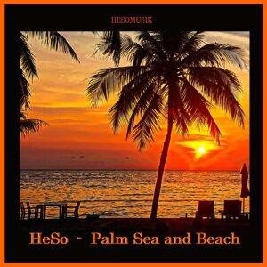 Palm Sea and Beach