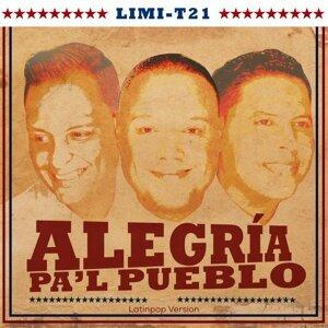 Alegria Pa'l Pueblo (Latinpop Version)
