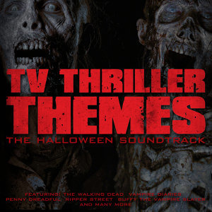 T.V. Thriller Themes - The Halloween Soundtrack