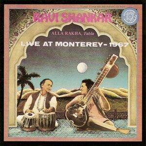Alla Rakha: Live at Monterey (1967)