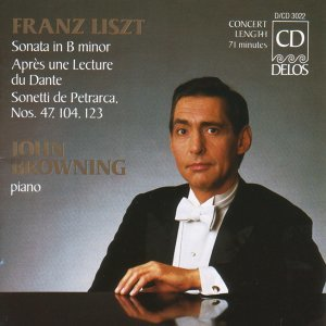 Liszt, F.: Piano Sonata in B Minor / Annees De Pelerinage, 2Nd Year, Italy