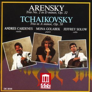 Arensky, A.: Piano Trio No. 1 / Tchaikovsky, P.: Piano Trio in A Minor