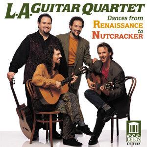 Tchaikovsky, P.: The Nutcracker Suite / Praetorius, M.: Terpsichore / Warlock, P.: Capriol Suite (Arr. for Guitar Quartet) (Los Angeles Guitar Quartet