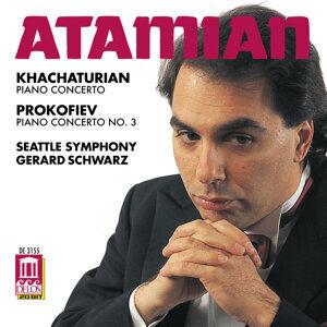 Khachaturian, A.I.: Piano Concerto / Prokofiev, S.: Piano Concerto No. 3