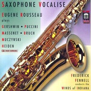 Winds Of Indiana: Saxophone Vocalise