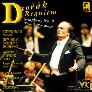 "Dvorak, A.: Requiem / Symphony No. 9, ""From the New World"""