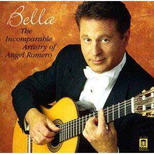 Guitar Recital: Romero, Angel - Iradier, S. / Massenet, J. / Barry, J. / Romero, C.