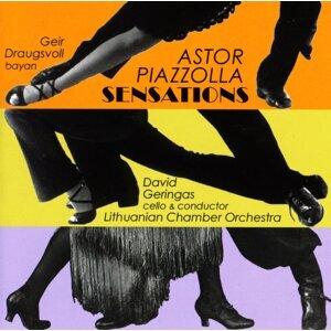 Piazzolla, A.: 5 Tango Sensations / Bandoneon Concerto / Hommage A Liege