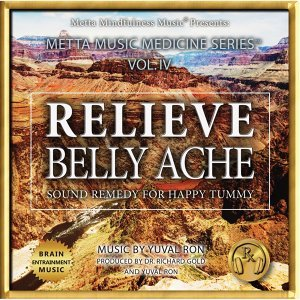 Relieve Belly Ache: Sound Remedy for Happy Tummy