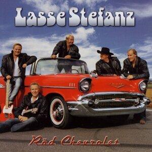 Röd Chevrolet