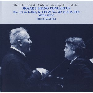 Mozart: Piano Concertos Nos. 14 and 20