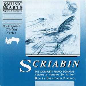 Scriabin: Piano Sonatas Nos. 6-10