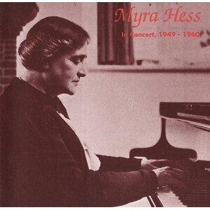 Hess: Legendary Public Performances, 1949-1960