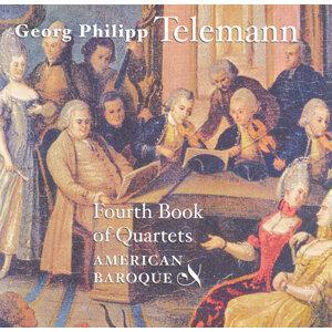 Telemann, G.P.: Quartets Nos. 1-6