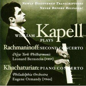 Rachmaninov & Khachaturian: Piano Concertos (1944, 1951)