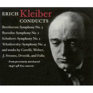 Orchestral Music - Beethoven, L. / Borodin, A. / Schubert, F. / Tchaikovsky, P.I. (Nbc Symphony, E. Kleiber) (1947-1948)