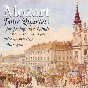 Mozart: Oboe Quartet in F Major / Flute Quartets No. 2 and 3 / Piano Trio No. 1