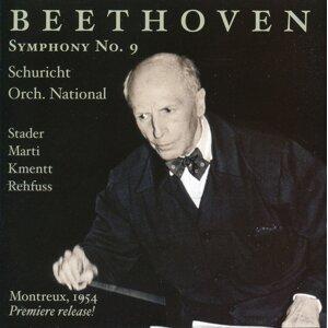 Beethoven: Symphony No. 9 (1954)