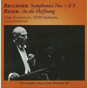 Carl Schuricht Conducts (1954-1955)