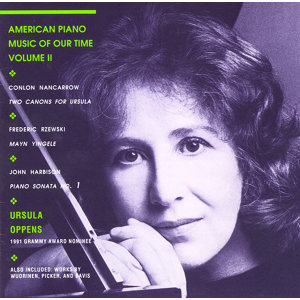 American Piano Music Of Our Time, Vol. 2