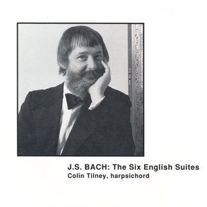 Bach, J.S.: English Suites Nos. 1-6