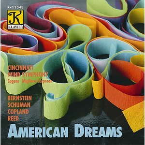 Cincinnati Wind Symphony: American Dreams