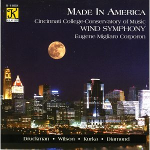 Cincinnati Wind Symphony: Made in America