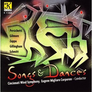 Cincinnati Wind Symphony: Songs and Dances
