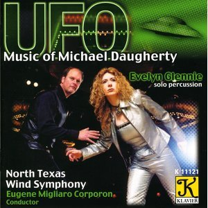 Daugherty: Ufo / Motown Metal / Niagara Falls / Desi / Red Cape Tango
