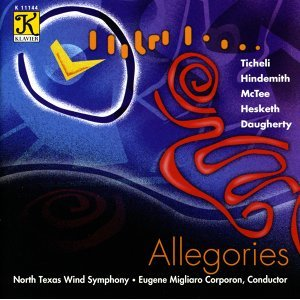 North Texas Wind Symphony: Allegories