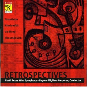 North Texas Wind Symphony: Retrospectives