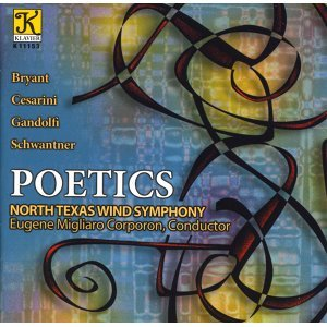 North Texas Wind Symphony: Poetics