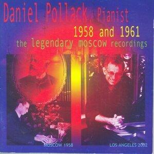 Piano Recital: Pollack, Daniel - Prokofiev, S. / Bach, J.S. / Menotti, G.C. / Chopin, F. / Brahms, J. / Liszt, F. (1958, 1961)