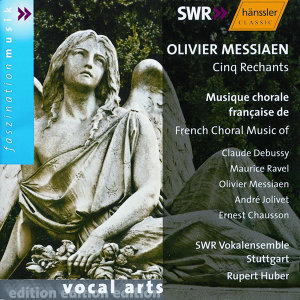 Messiaen: 5 Rechants / Jolivet: Epithaleme / Debussy: 3 Chansons De Charles D'Orleans