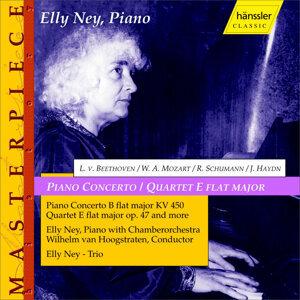 Mozart: Piano Concerto No. 15 / Schumann: Piano Quartet in E-Flat Major