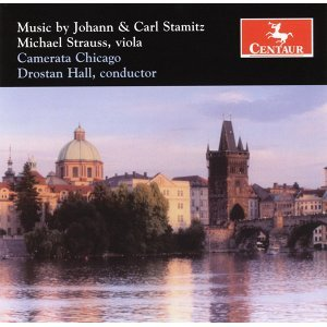 Stamitz, J.: Symphony in A Major / Symphony in G Major / Viola Concerto in D Major / Sinfonia Concertante in D Major