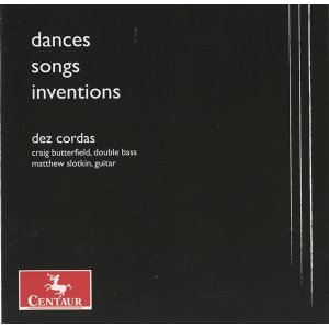 Dances, Songs, Inventions