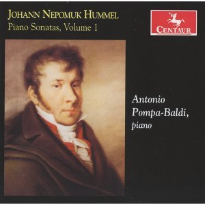 Hummel: Piano Sonatas, Vol. 1